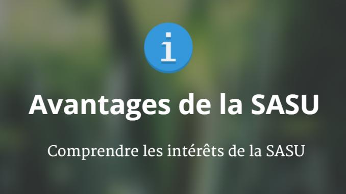 Les principaux avantages d'une SASU